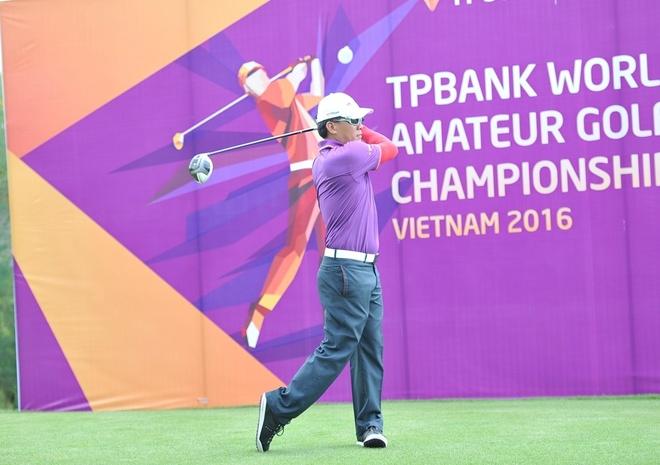 25 golf thu phia Nam vao chung ket Golf the gioi TPBank hinh anh