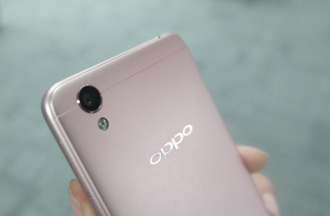 Oppo A37 - smartphone tam trung thiet ke cao cap, selfie dep hinh anh