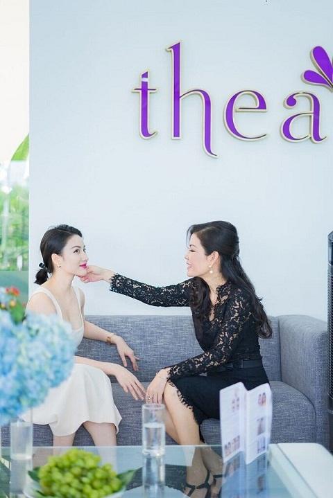 Thea Beauty Solutions ra mat goi cham soc da uu dai hinh anh 2