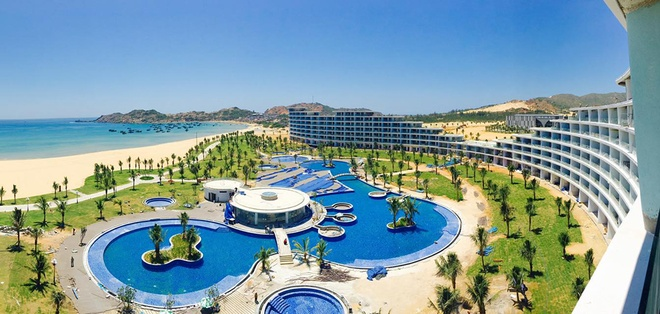 Resort 7.000 ty dong sap khanh thanh tai Quy Nhon hinh anh 3
