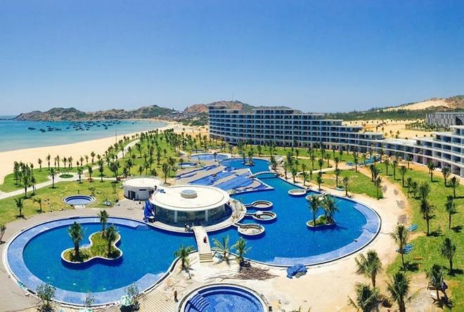 Resort 7.000 ty dong sap khanh thanh tai Quy Nhon hinh anh