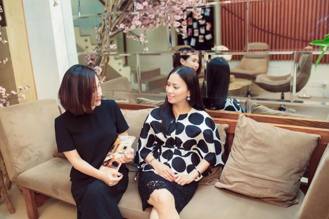 Fashionista Tram Nguyen hoi ngo nu ty phu Ha Phuong hinh anh 9