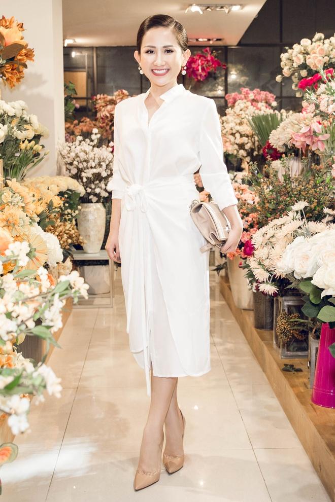 Fashionista Tram Nguyen hoi ngo nu ty phu Ha Phuong hinh anh 2