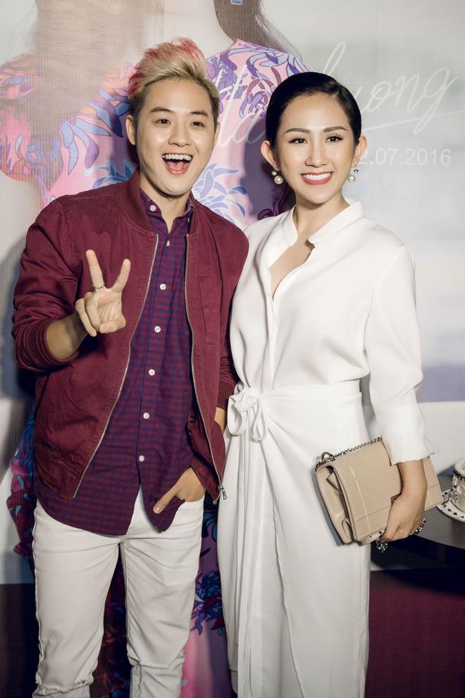 Fashionista Tram Nguyen hoi ngo nu ty phu Ha Phuong hinh anh 3