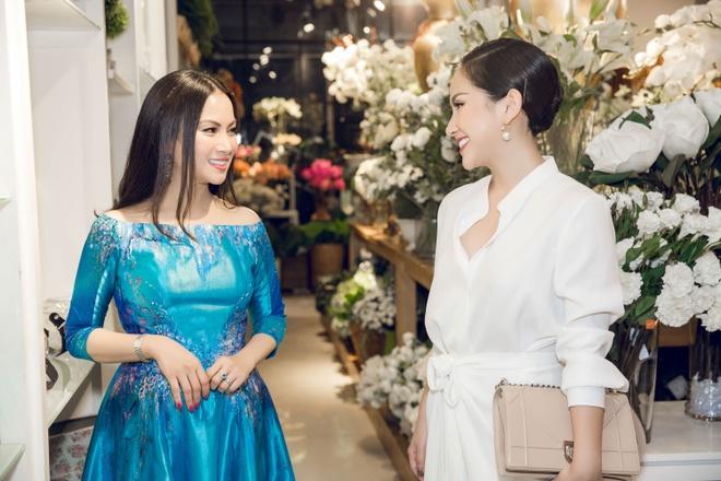 Fashionista Tram Nguyen hoi ngo nu ty phu Ha Phuong hinh anh 4