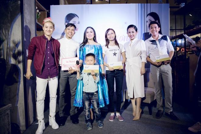 Fashionista Tram Nguyen hoi ngo nu ty phu Ha Phuong hinh anh 6