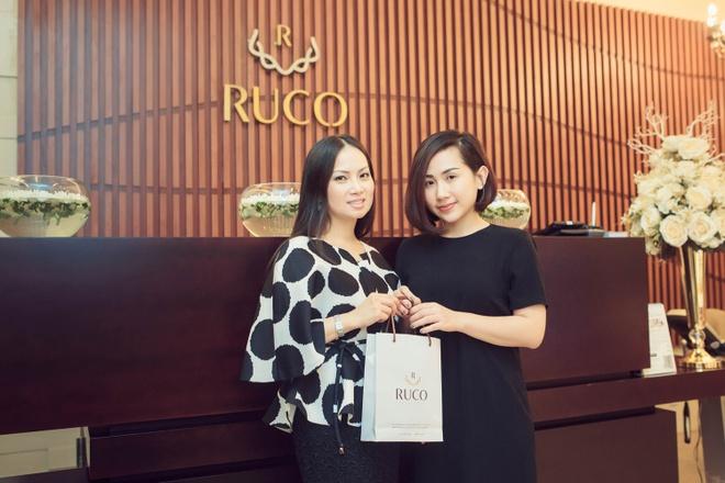 Fashionista Tram Nguyen hoi ngo nu ty phu Ha Phuong hinh anh 8