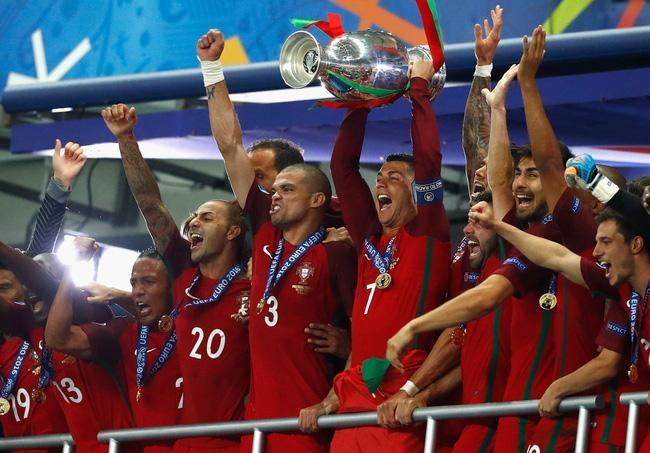 Nhung khoanh khac an tuong cua Euro 2016 hinh anh 5