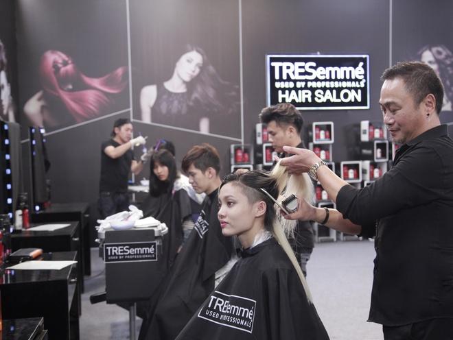 5 buoc cho mai toc dep nhu thi sinh Vietnam's Next Top Model hinh anh 1