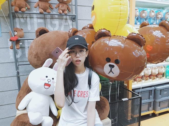 Min du lich Han Quoc de lua chon trang phuc cho MV moi hinh anh 6