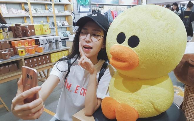 Min du lich Han Quoc de lua chon trang phuc cho MV moi hinh anh 7