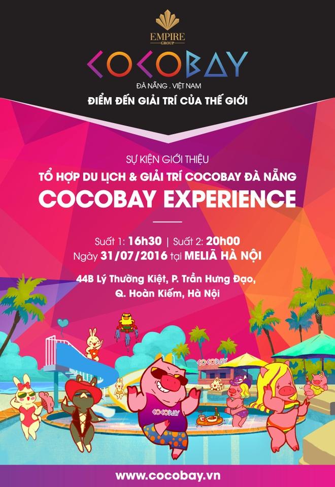 Dan sao Vpop hoi tu tai su kien giai tri Cocobay Experience hinh anh 7