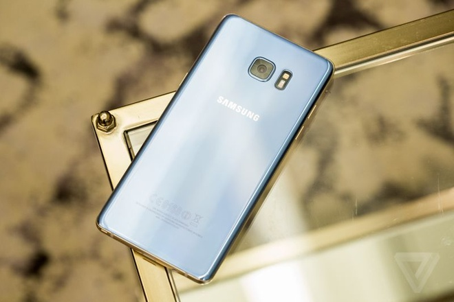 Gioi cong nghe nghi gi ve Galaxy Note 7? hinh anh