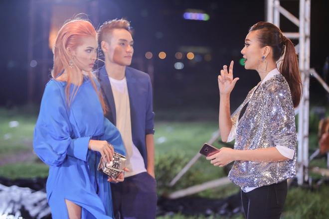 Thanh Hang: 'De tro thanh nguoi mau, can pha bo gioi han' hinh anh