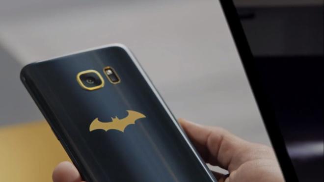Galaxy S7 edge Injustice trong mat nguoi dung hinh anh
