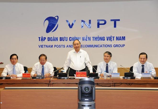 Thu tuong yeu cau VNPT len phuong an co phan hoa de doi moi hinh anh 1