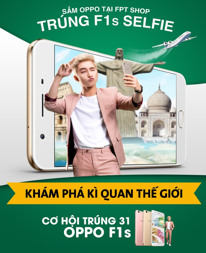 Gioi tre hao hung den FPT Shop mua tra gop OPPO F1s hinh anh 3