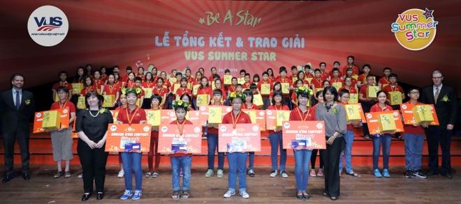 Chuong trinh VUS Summer 2016 vinh danh hon 200 hoc vien hinh anh 1