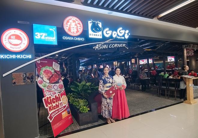 Asian Corner - goc am thuc chau A tai Sai Gon Centre hinh anh 1