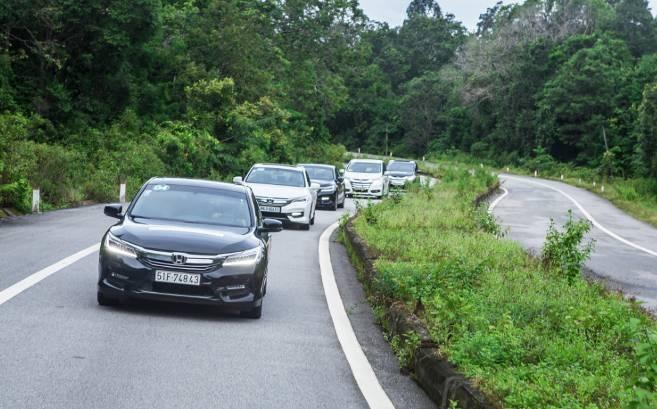 Honda Accord chay 100 km tieu hao 6,3 lit xang hinh anh 2