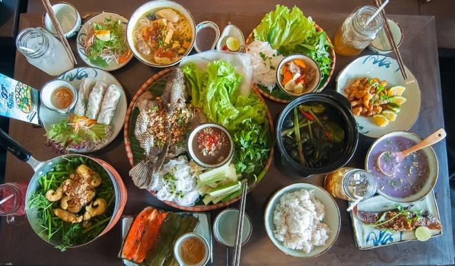 Asian Corner - goc am thuc chau A tai Sai Gon Centre hinh anh 9
