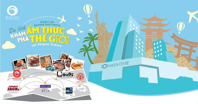 Asian Corner - goc am thuc chau A tai Sai Gon Centre hinh anh 10