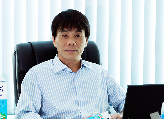 Tran Bao Minh: 'Kinh doanh sua tuoi khong nghi ve loi nhuan' hinh anh