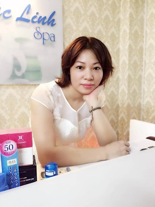 Truc Linh Spa khoi day ve dep tiem an cua phu nu hinh anh 2