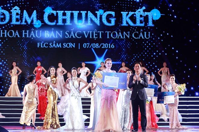 Hoa hau Ban sac Viet toan cau 2016 khep lai thanh cong hinh anh 3