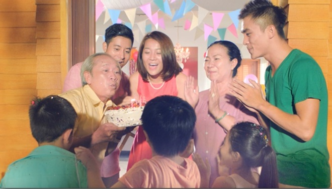 TVC thong diep 'Hanh phuc ben lau' nhan 4 trieu luot xem hinh anh 1