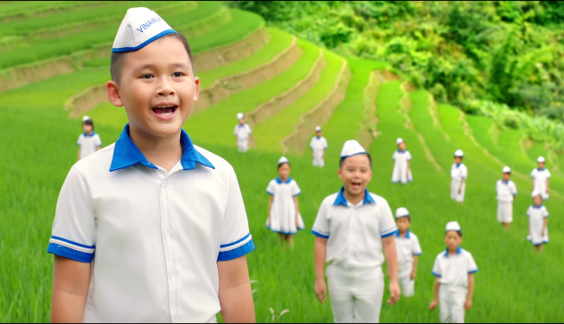 MV 'Vuon cao Viet Nam' thu hut cong dong mang hinh anh
