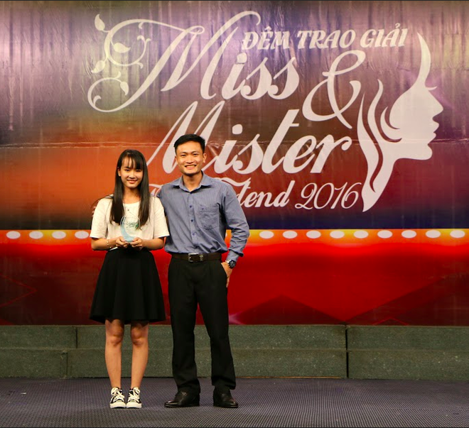 Khoi My trao giai 'Miss and Mister TTU extend 2016' hinh anh 6