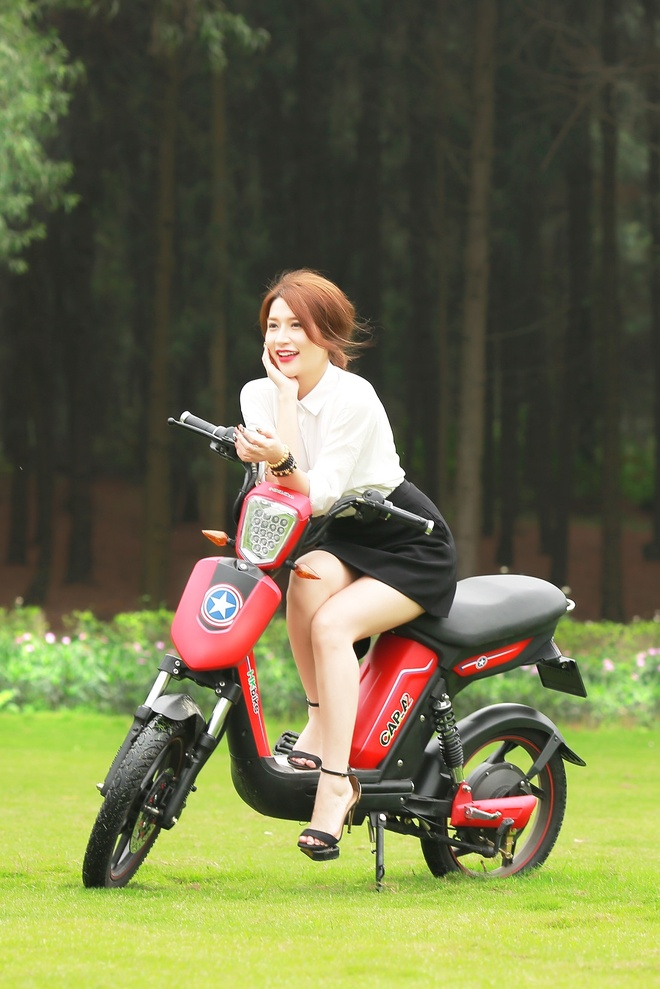 xe dien HKbike anh 3