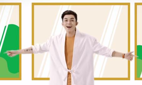 Jun tre trung, gan gui voi fan trong MV moi hinh anh