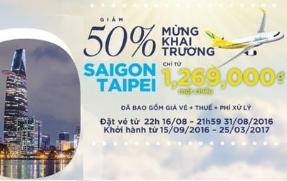 Vanilla Air giam 50% gia ve hanh trinh TP HCM - Dai Bac hinh anh