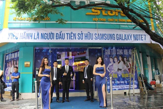 Viettel Store tra truoc 1.500 chiec Galaxy Note 7 cho khach hinh anh 4