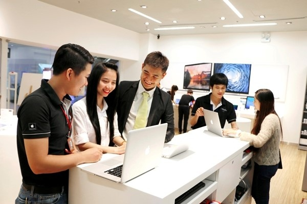 MacBook duoc bao duong mien phi tai F.Studio by FPT hinh anh 1