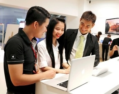 MacBook duoc bao duong mien phi tai F.Studio by FPT hinh anh