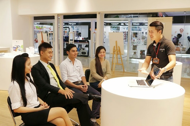 MacBook duoc bao duong mien phi tai F.Studio by FPT hinh anh 2