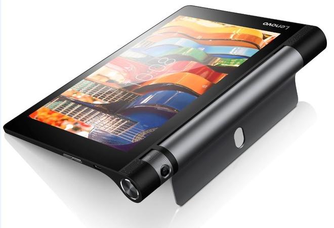 Lenovo Yoga Tab 3 8: Tablet thiet ke dep, nhieu cong nang hinh anh 3