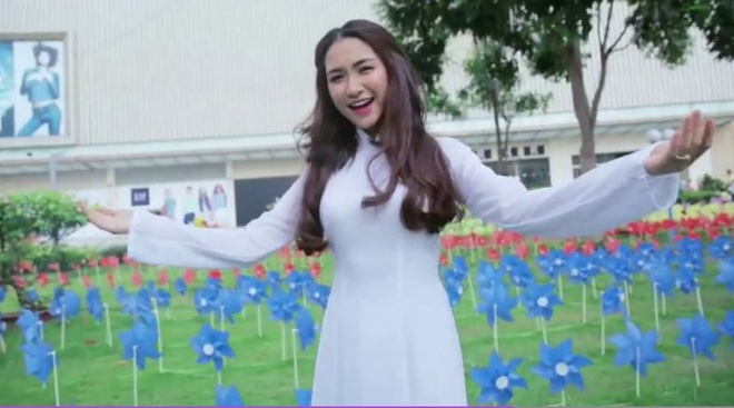 Kyo York, Thai Trinh, Hoa Minzy hoi ngo trong MV moi hinh anh 2