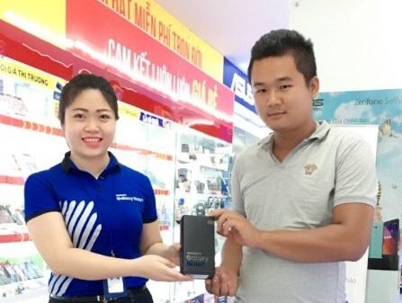 Tang qua kem uu dai khi mua Galaxy Note 7 tai MediaMart hinh anh