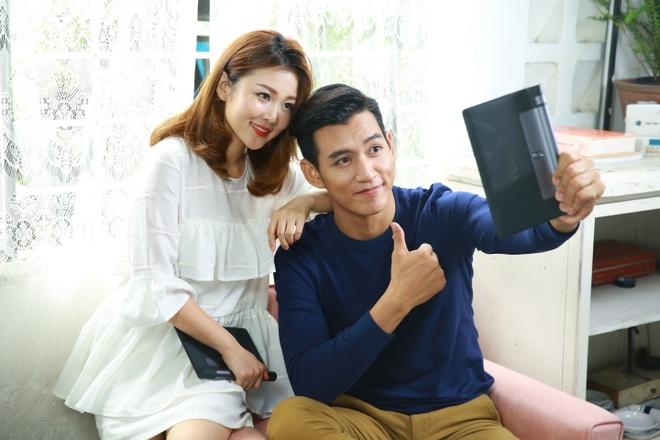 Lenovo Yoga Tab 3 8: Tablet thiet ke dep, nhieu cong nang hinh anh 2