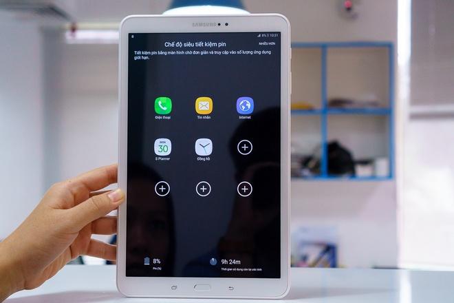 Ba tinh nang cua Galaxy Tab A6 duoc nguoi dung tre ua chuong hinh anh 3