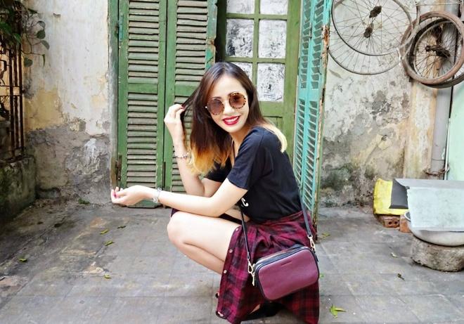 Beauty blogger cung tung kho so vi mun hinh anh 4