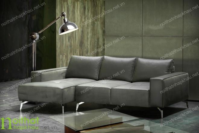 Cach chon sofa da that the hien dang cap cua chu nha hinh anh 2