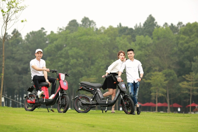 HKbike,  xe dien anh 4