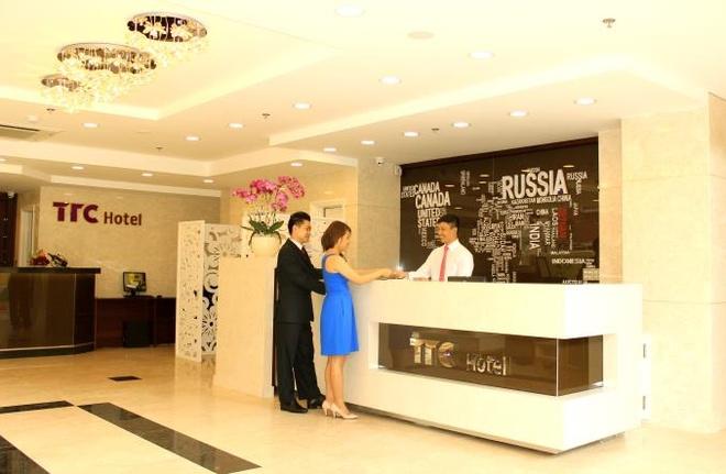 khach san 3 sap TTC Hotel Deluxe tai TP HCM anh 1