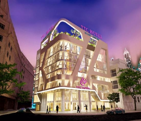 khach san 3 sap TTC Hotel Deluxe tai TP HCM anh 6