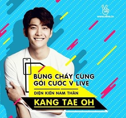 Kang Tae Oh ky tang fan tai Ha Noi hinh anh 2